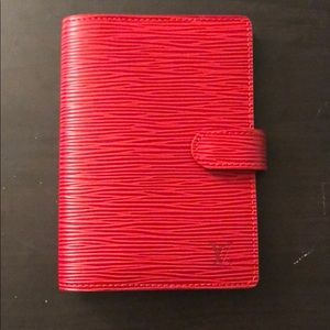 Louis Vuitton PM Agenda planner